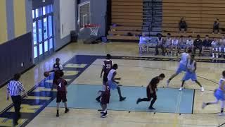 Heritage High School: Boys Freshmen Basketball 11-18-17