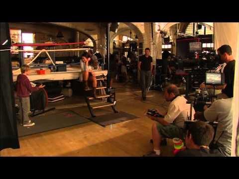 Behind The Scenes - Real Steel [part 2]