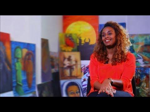 Ethiopia: ታዋናይት ቃልኪዳን አበራ የቀረቡላትን 10 ጥያቄዎች እንዲህ ትመልሳለች - ENN Sunday Entertainment