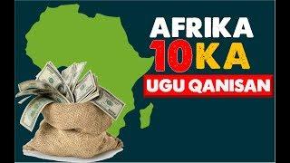 Farriin   10ka Ugu Hantida Badan Afrika