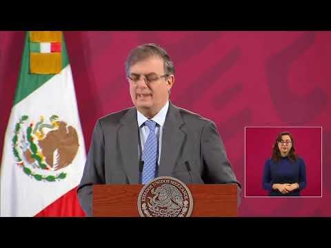 Vacuna de Pfizer llegaría a México en diciembre: Marcelo Ebrard