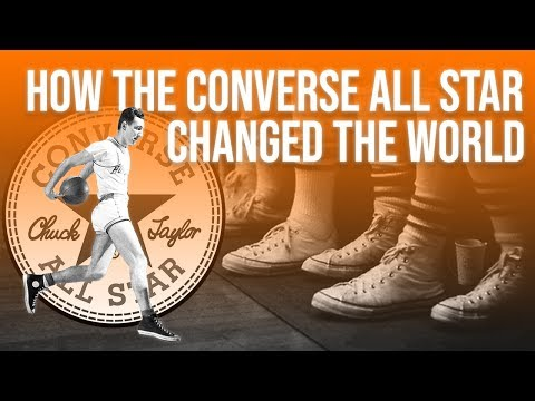 How The Converse All Star Changed The World