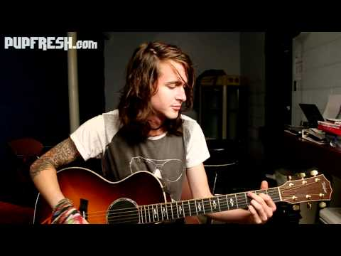 "Mayday Parade - ""I Swear This Time I Mean It"" (Acoustic)"