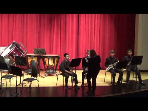 """Tung Bui and Rex Grismore- """"Largo from New World Symphony"""" by Dvorak"""