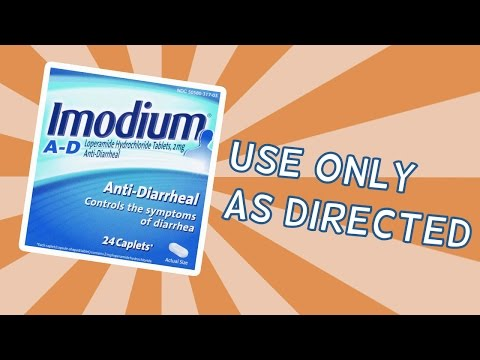 Imodium / Loperamide Highs Cause Cardiac Arrest and Death