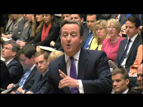Prime Minister's Questions: 14 October 2015