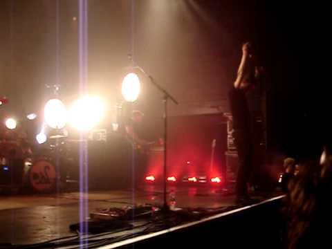 Athlete - 'Chances'   Live at  UEA Norwich   21/11/2010