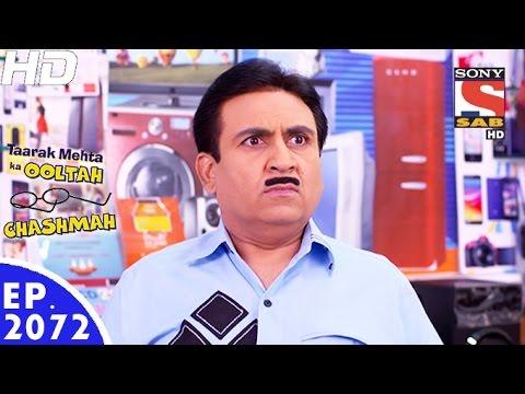 Taarak Mehta Ka Ooltah Chashmah - तारक मेहता - Episode 2072 - 15th November, 2016