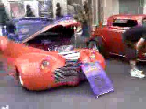 Old fashion car festival in Reno Nevada
