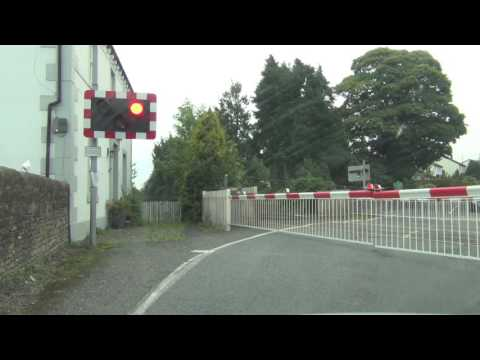 Milton Village Level Crossing