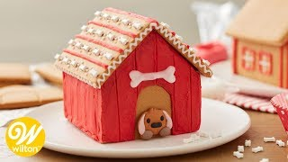 How to Make a Gingerbread Dog House | YouTube