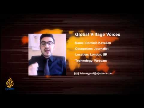 Bahrain: The Media War - The Listening Post (Full)
