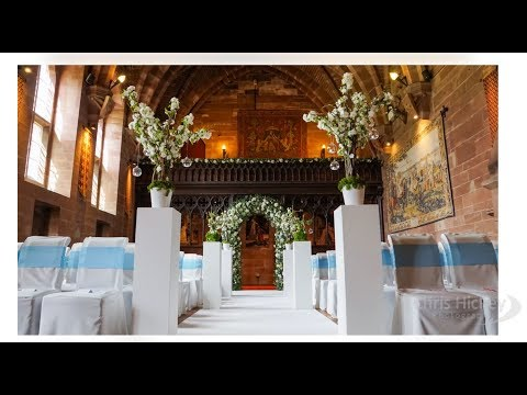Wedding Photography At Peckforton Castle In Cheshire