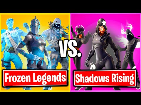 RANKING EVERY SKIN PACK IN FORTNITE FROM WORST TO BEST!