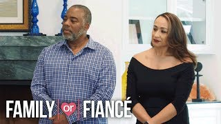 Sumer and Keith Ask Their Families for Their Blessing   Family or Fiancé   Oprah Winfrey Network