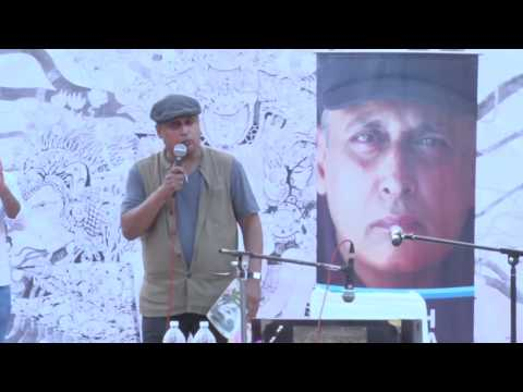Piyush Mishra at ENIGIFEST 2017
