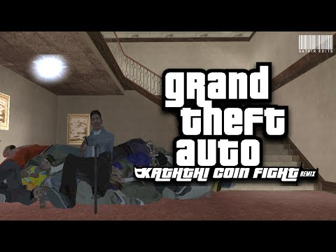 Grand Theft Auto San Andreas - Kaththi Coin Fight Remix