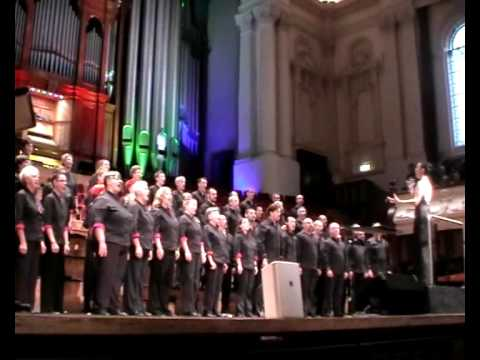 SGLC singing 'Gay versus Straight Composers'