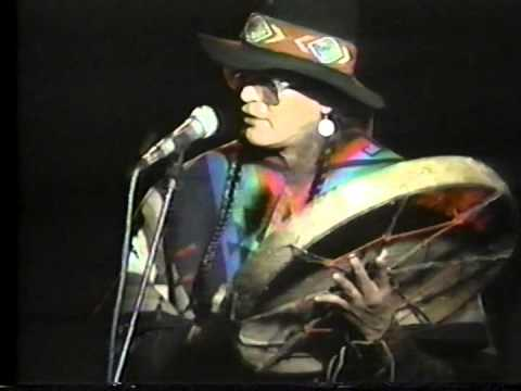 John Trudell -- Beauty In A Fade (Live 1992)