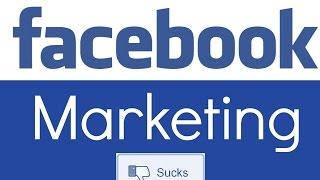 Facebook Marketing Made Easy for beginner