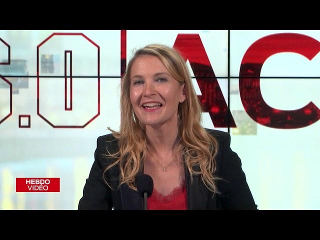 Hebdo vidéo - Vendredi 6 décembre 2019