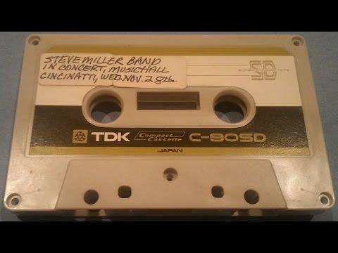 1973-11-28 - Steve Miller Band - Cincinnati Music Hall - Cincinnati, OH