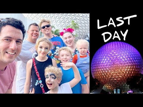 Our Last day at Disney World!