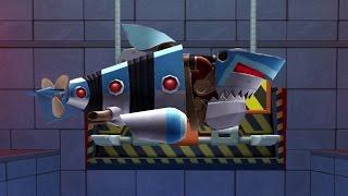 Hungry Shark Evolution Robo Shark Android Gameplay #17