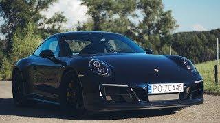 2018 Porsche 911 (991.2) Carrera GTS - 450HP, rear wheel drive and manual transmission. Pure FUN!