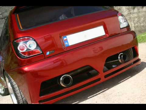 tuning vw golf i ford fiesta youtube. Black Bedroom Furniture Sets. Home Design Ideas