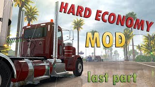 ATS Hard Economy Mod part 3 (American Truck Simulator)