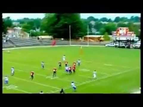 E C Glass High School Football 2008 Highlight Video