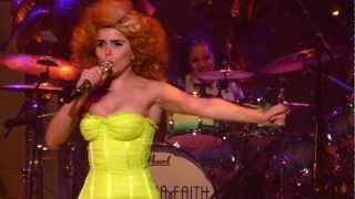 Paloma Faith - 30 Minute Love Affair live Manchester O2 Apollo 23-01-13