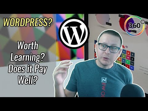 WordPress – Is WordPress Worth Learning? Does WordPress Pay Well? | Ask a Dev