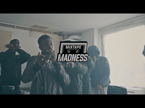 #SinSquad GP X Uncs - Bits Of Peng (Music Video) | @MixtapeMadness