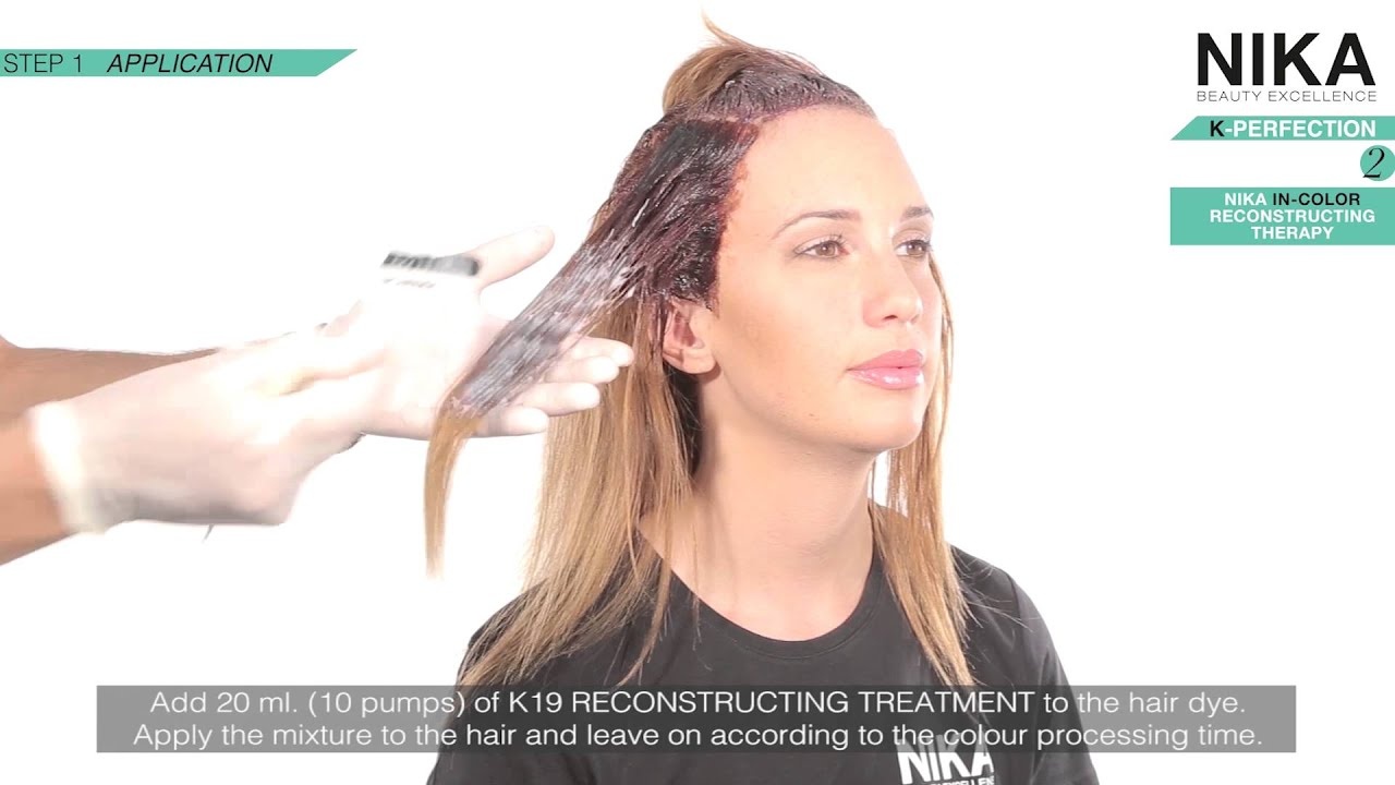 Colour therapy for beauty - En Nika Kperfection In Color Therapy Tutorial Nika Beauty Excellence