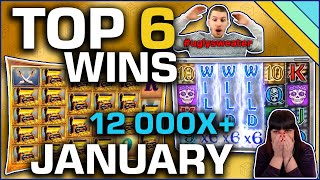 Top 6 Wins of January 2019