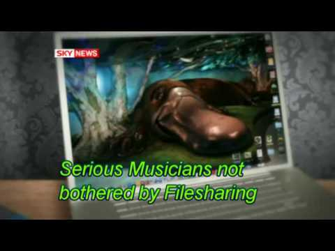 Serious Musicians not bothered by Filesharing (ACS LAW?)