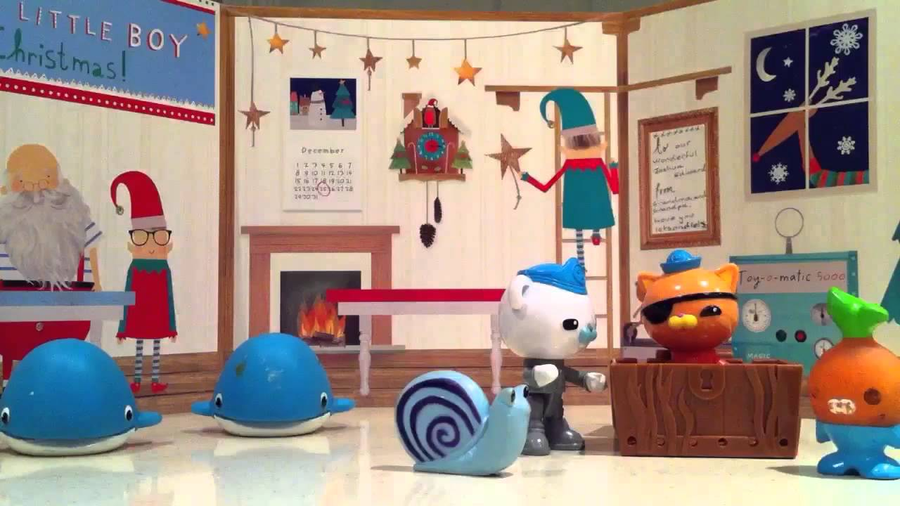 Octonauts Christmas Special - YouTube