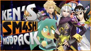 Ken s Smash 4 Modpack