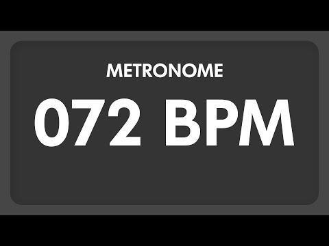 72 BPM - Metronome