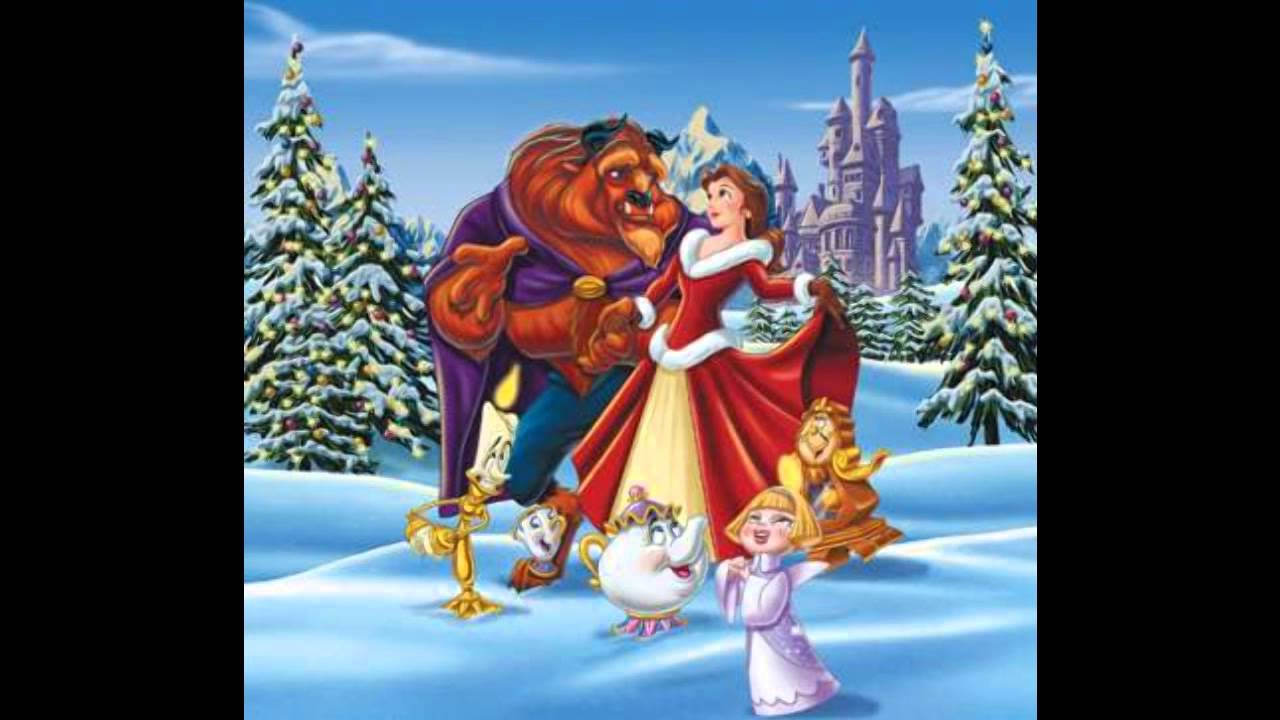 beauty and the beast the enchanted christmas dont fall