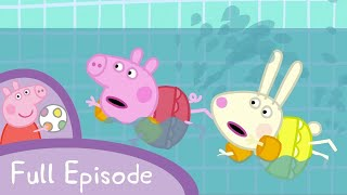 Peppa Pig Episodes - Swimming (full episode) - Cartoons for Children