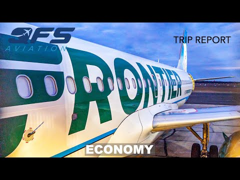TRIP REPORT | Frontier Airlines - A320neo - Islip (ISP) To Tampa (TPA) Economy