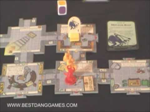 Introduction to Munchkin Quest - YouTube
