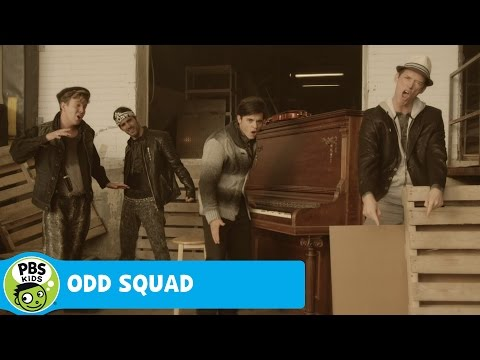 ODD SQUAD: THE MOVIE | Soundcheck: The Saddest Song in the World of All Time | PBS KIDS