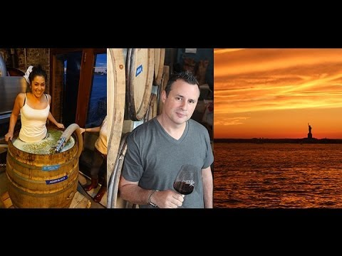 New York Winemakers: Mark Snyder, Red Hook Winery, Angels' Share Wine Imports