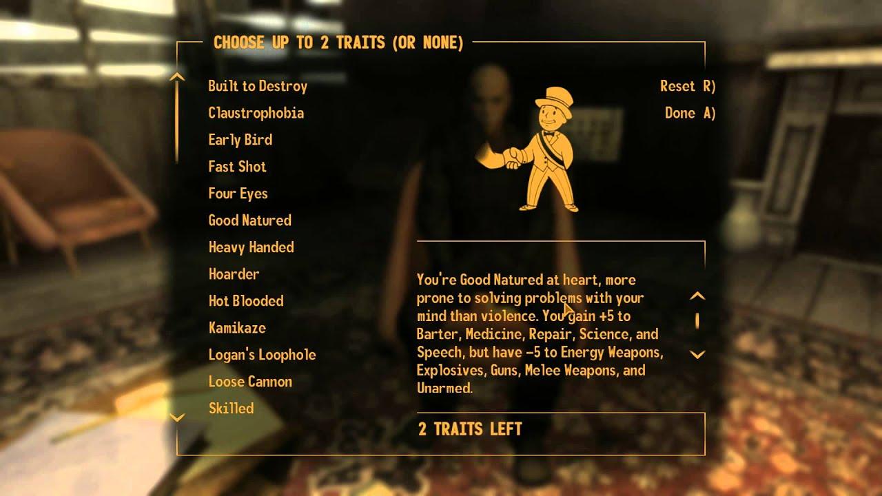 Fallout  Unarmed Build