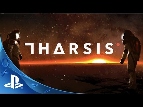 Tharsis Trailer - Announcement Trailer | PS4
