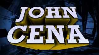 "John Cena ""2013"" The Time Is Now Entrance Video (Arena Effects)"